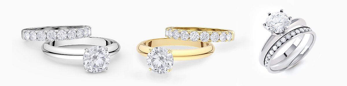 Shop for Bridal Ring Sets by Jian London Choose from our great selection direct from the Jian London Jewelry Store. Free US Delivery.