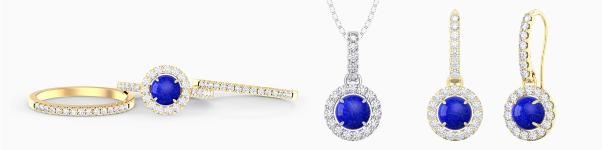 Shop Lapis Lazuli Jewelry by Jian London. Choose from a great selection of Rings, Earrings, Necklaces, Bracelets, Pendants, Lockets and more at everyday low prices from Jian London. Free US Delivery.