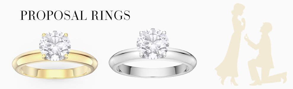 Wedding Rings to Engagement Rings set with precious gemstones to Birthstones to Diamonds.