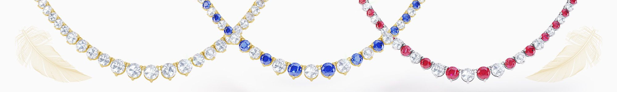 Stardust Collection - All Sapphire Jewelry