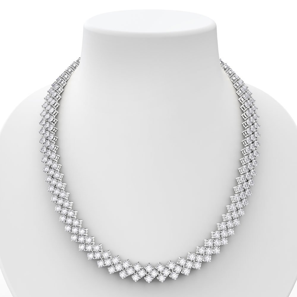 barmakian products necklace jewelers tennis diamond