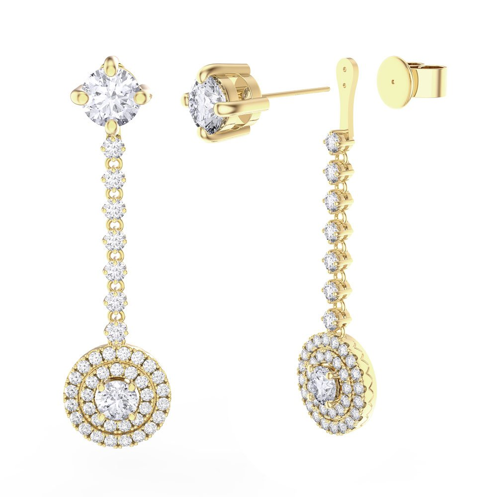 earrings vs drop stud leverback f carats watch youtube diamond